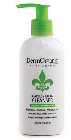 DermOrganic-Soapless-Facial-Cleanser